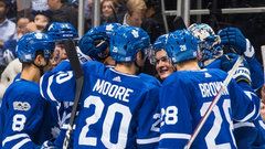 Ferraro grades the Leafs at the quarter mark of season
