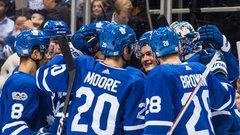 Ferraro grades the Leafs at the quarter mark of season