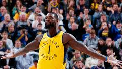 NBA: Raptors 104, Pacers 107
