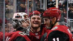 NHL: Kings 2, Coyotes 3 (OT)