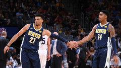NBA: Grizzlies 92, Nuggets 104