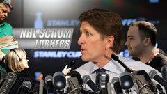 NHL Scrum Lurkers