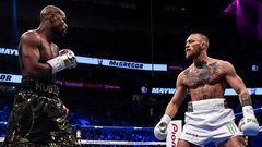 McGregor: I'd beat Mayweather in a rematch