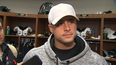 Collaros happy with Ticats' finish, still wants to start