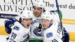 Canucks continue to find a way to earn points