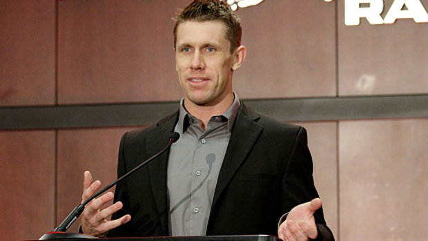 Carl Edwards stepping away from NASCAR