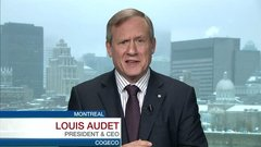 Cogeco CEO: Broadband market saturated, still some room to grow