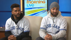 Travis, Pillar on wanting Bautista, losing Encarnacion