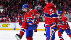 NHL: Rangers 4, Canadiens 5