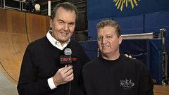 Rauter meets Cirque Du Soleil's: The Beatles LOVE Canadian coach