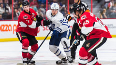 Sens excited for big test against red-hot Leafs