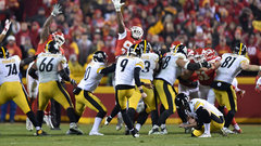 NFL: Steelers 18, Chiefs 16