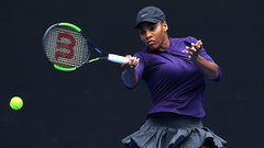 Serena Williams going for milestone major title