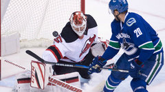 NHL: Devils 2, Canucks 1 (OT)