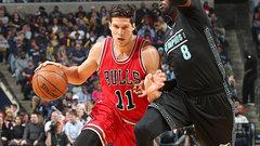 NBA: Bulls 108, Grizzlies 104