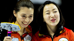 Smiling is contagious at Continental Cup