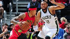 NBA: Bucks 98, Hawks 111