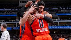 NBA: Thunder 122, Kings 118