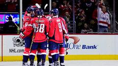 NHL: Flyers 0, Capitals 5