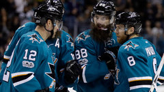 NHL: Jets 2, Sharks 5
