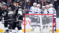 NHL: Lightning 2, Kings 1
