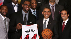 How the change from Obama to Trump could relate to sports