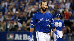 By the Numbers: Bautista's struggles in 2016