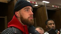 Must See: Kelce goes on profanity-laced tirade on refs