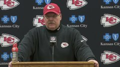 Reid: Chiefs getting better starts with me