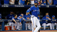 Bautista signs in Toronto timeline
