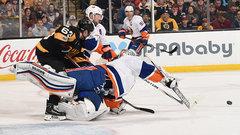NHL: Islanders 4, Bruins 0