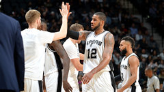 NBA: Timberwolves 114, Spurs 122