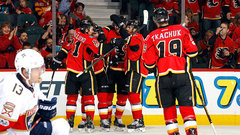 NHL: Panthers 2, Flames 5