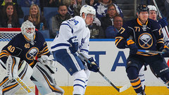 Bylsma on Leafs Nation: 'You can hear the excitement across the border'