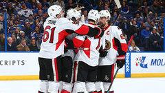 NHL: Senators 6, Blues 4