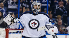 Pavelec recalled by Jets, will start Wednesday