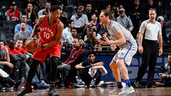 NBA: Raptors 119, Nets 109
