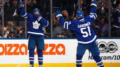 Can Gardiner fill the void if Rielly is out long term?