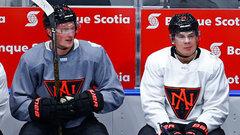 Buddies Matthews, Eichel aim to take Sabres-Leafs rivalry to next level