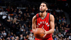 Joseph fills in for Lowry with career night