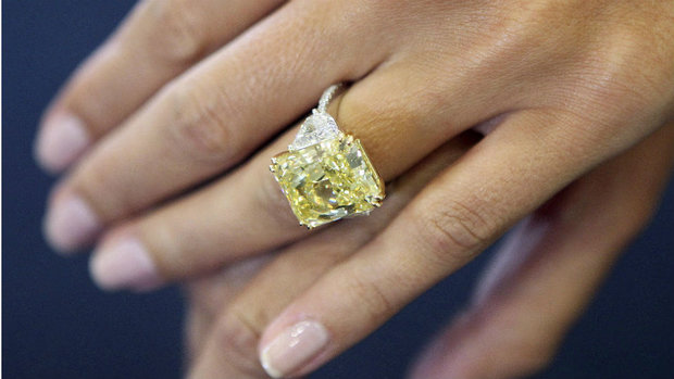 Could coloured diamonds be an investor's best friend?