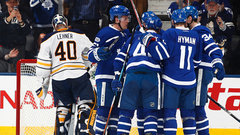 NHL: Sabres 3, Maple Leafs 4