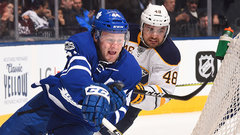 Rielly's status up in the air after leaving game early