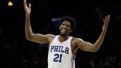 NBA: Raptors 89, 76ers 94