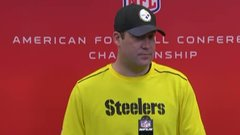 Roethlisberger says Steelers have to slay the dragon
