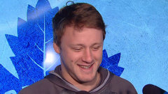 Smiling Rielly relieved to avoid major injury