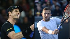 Murray and Evans progress in Australia