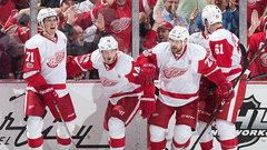 NHL: Bruins 5, Red Wings 6 (SO)