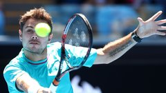 Wawrinka: I'm happy with my game