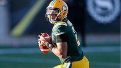 Lawless on Roughriders' quarterback options